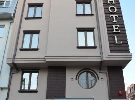 Hotel Vlaho, отель в Скопье