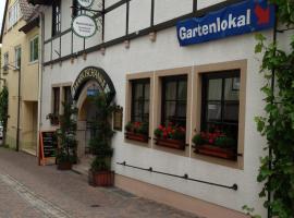 Marktschänke, hotel in Bad Dürkheim
