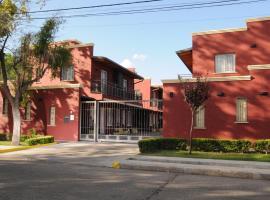 Complejo Mi Sueño, serviced apartment in San Rafael
