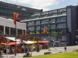 Quest Newmarket Serviced Apartments, boutique hotel in Auckland