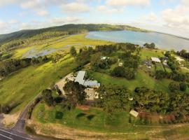 Top of the Lake Holiday Units, serviced apartment in Merimbula
