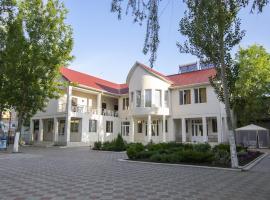 Baza Otdykha Solnechnaya-Pozitiv, готель у Затоці