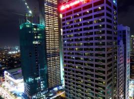 City Garden Grand Hotel, готель у Манілі