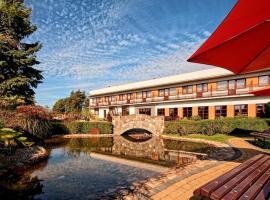 Ośrodek Wypoczynkowy STAR – hotel w pobliżu miejsca Wystawa Interaktywna Illuzeum w Łebie