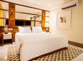 Monza Hotel, отель в Рио-де-Жанейро