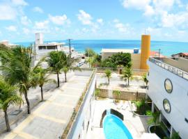 Happy Hotel Ponta Negra, hotel near Santo Antônio Church, Natal