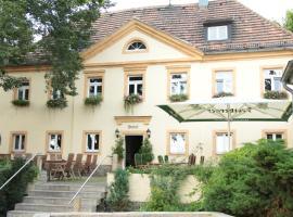 Hotel zum Pfeiffer, Hotel in Radebeul
