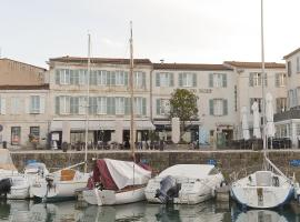 Hôtel du Port, accessible hotel in Saint-Martin-de-Ré