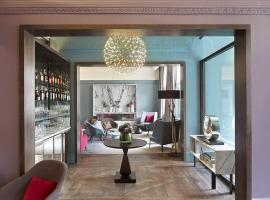 Signature Townhouse London Hyde Park, hotel romantico a Londra
