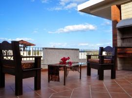 Hotel Quinta Maya, hotel in Flores