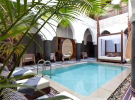Hotel & Spa Riad El Walaa, vacation rental in Marrakesh