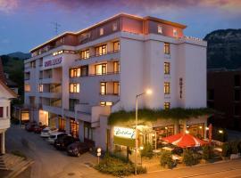 Hotel Bischof, отель в Дорнбирне