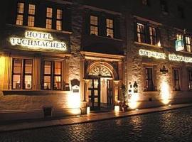 Romantik Hotel Tuchmacher, отель в Гёрлице