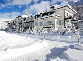 Kempinski Residences St. Moritz, hotel in St. Moritz