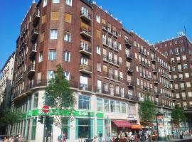 Paprika Apartment Studio, pet-friendly hotel in Budapest