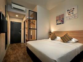 U Hotel Penang, hotel in Bayan Lepas