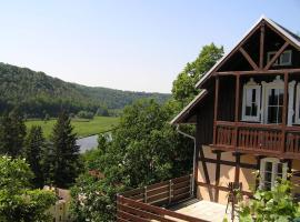 Wehlener Landhaus in Stadt Wehlen, Sächsische Schweiz, Hotel in der Nähe von: Miniaturpark Kleine Sächsische Schweiz, Stadt Wehlen