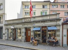 Boutique Hotel Herzkammer, hotel in Zurich