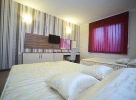 Hotel Vila Moskva, hotel in Novi Sad