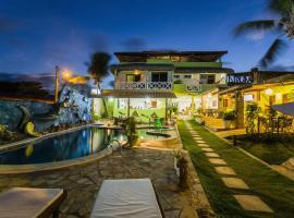 Pousada Cocoa, hotel in Pirangi do Norte