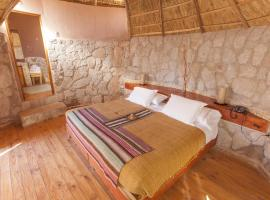 Ckamur Atacama Ethno Lodge & Spa, hotel em San Pedro de Atacama