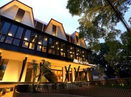 Namin Dago Hotel, hotel near Saint Boromeus Hospital, Bandung