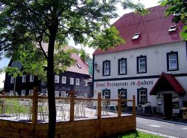 Hotel Svaty Hubert, hotel in Boží Dar