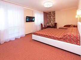 Глобус Отель, отель в Перми
