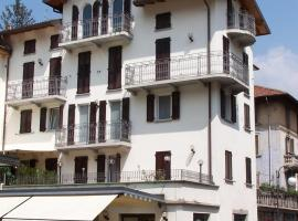 Hotel Avogadro, hotell i San Pellegrino Terme