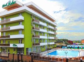 Hotel Relax, accessible hotel in Vityazevo