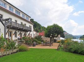 Elbterrasse Wehlen, Hotel in der Nähe von: Miniaturpark Kleine Sächsische Schweiz, Stadt Wehlen