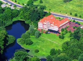 Park Hotel Fasanerie Neustrelitz, Hotel in Neustrelitz