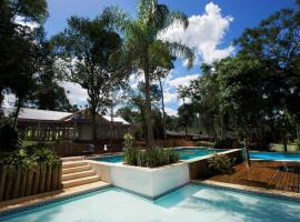 La Mision Mocona - Lodge de Selva, hotel in Moconá Falls