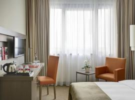 IntercityHotel Berlin Hauptbahnhof, accessible hotel in Berlin