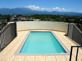 Scala Residence Hotel, hotel in Resende