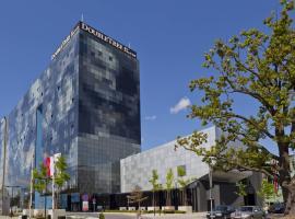 DoubleTree by Hilton Łódź – hotel w Łodzi