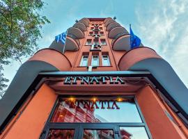 Egnatia Hotel, hotel in Thessaloniki