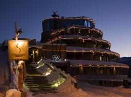 Hotel Shackleton Mountain Resort, отель в Сестриере