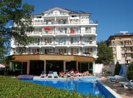 Hotel Lotos, hotel in Kiten