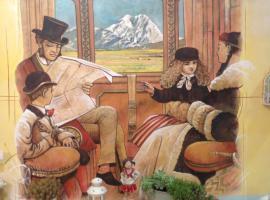 Hotel Porta Rivera, Hotel in L'Aquila