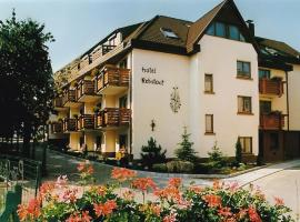Hotel Rebstock, Pension in Ohlsbach