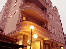 Premier Hotel, apartment in Skopje
