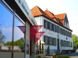 Hotel Fürstenberg, hotel in Bad Neuenahr-Ahrweiler