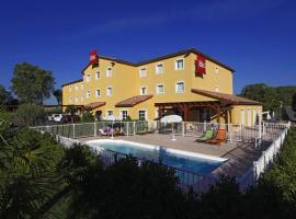 ibis Manosque Cadarache, hotel in Manosque