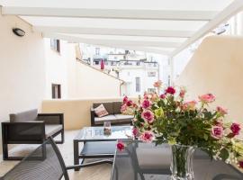Piazza Venezia Suite and Terrace, pet-friendly hotel in Rome