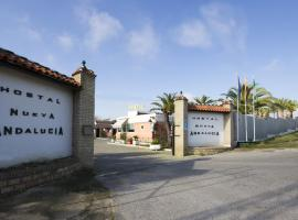 Hostal Nueva Andalucia, homestay in Alcalá de Guadaira
