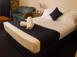 Lancaster Court Motel, motel in Brisbane