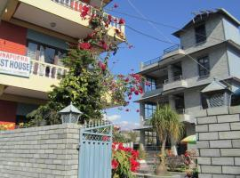 New Annapurna Guest House, hotel in Pokhara
