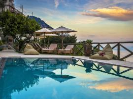 Villa Gianlica, hotel a Praiano