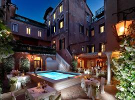 Hotel Giorgione, hotel in Venice